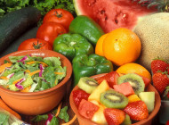 Nutritional benefits of fruits and vegetables!