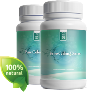 Pure Colon Detox Supplement